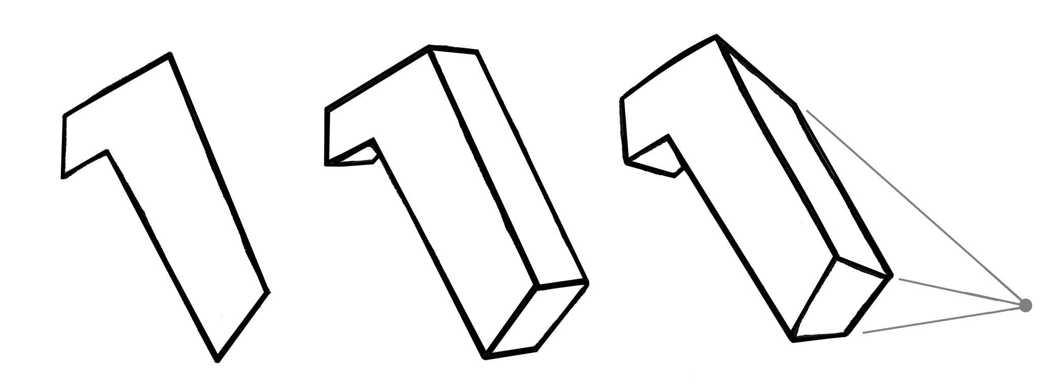 3D Tiefeneffekt