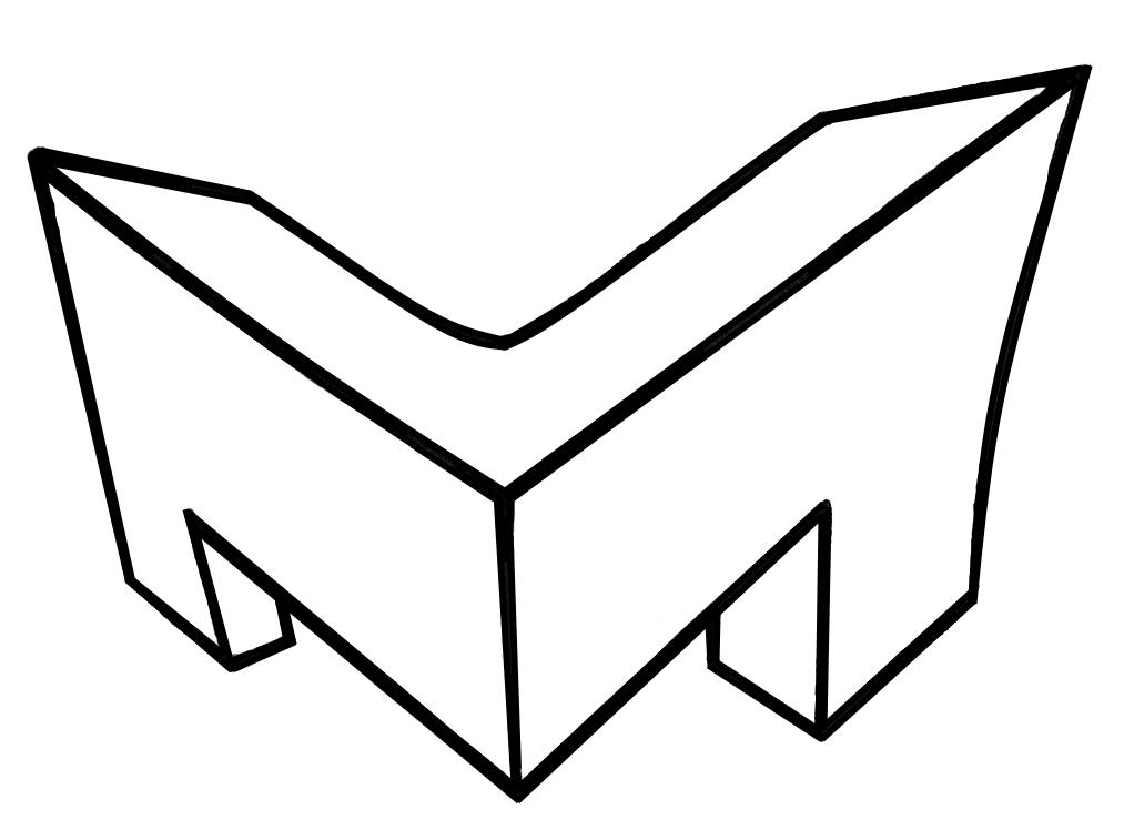 3d buchstaben zeichnen graffiti buchstaben for 3d raum zeichnen